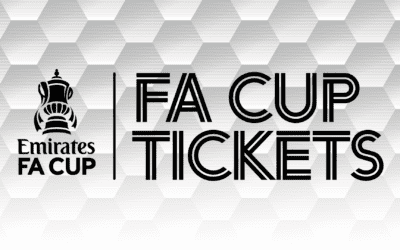 FA CUP TICKETS NOW ON SALE