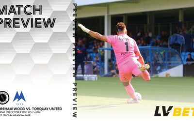 MATCH PREVIEW – TORQUAY UNITED (H)